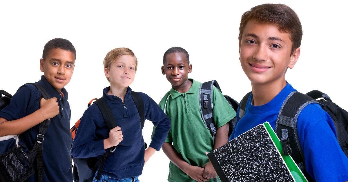 How Boys Begin Developing Leadership Skills at Liahona Academy