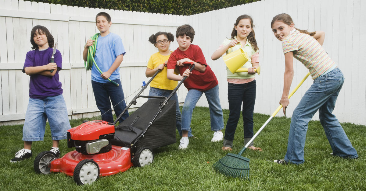 Building Your Teens Work Ethic That This High Demand World Requires