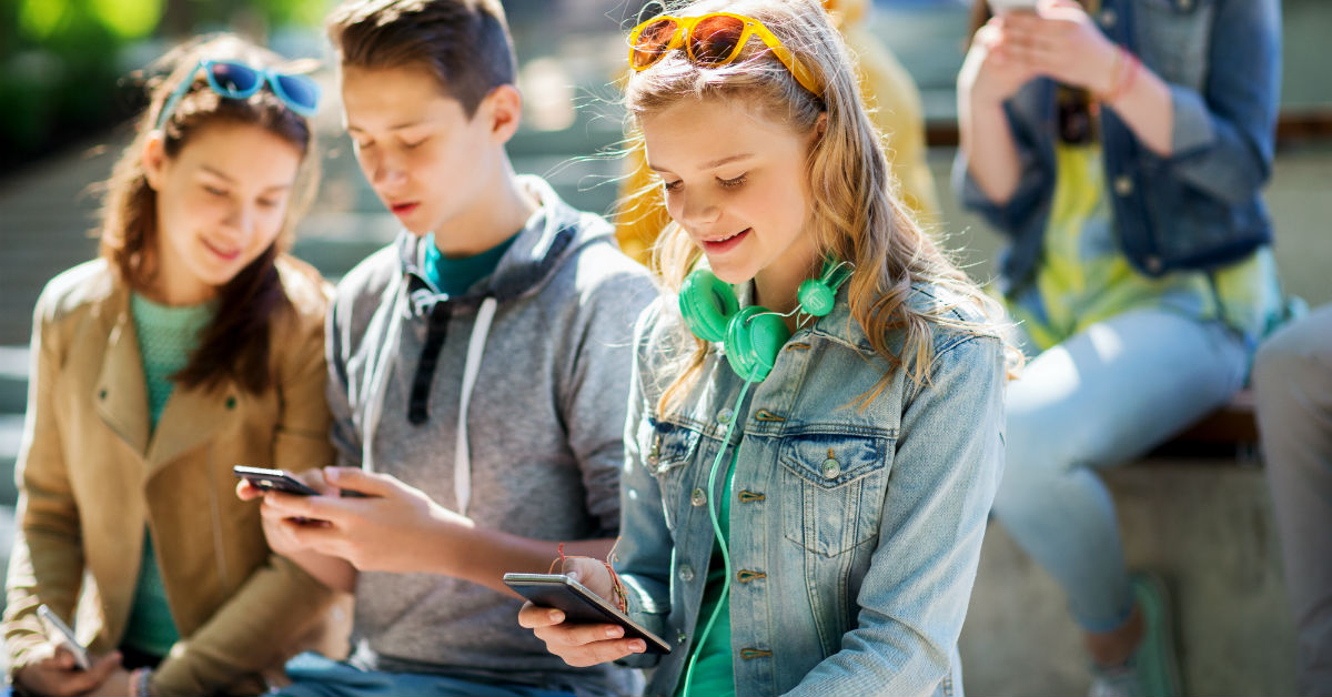 Setting A Positive Example Of Phone Use For Your Teen