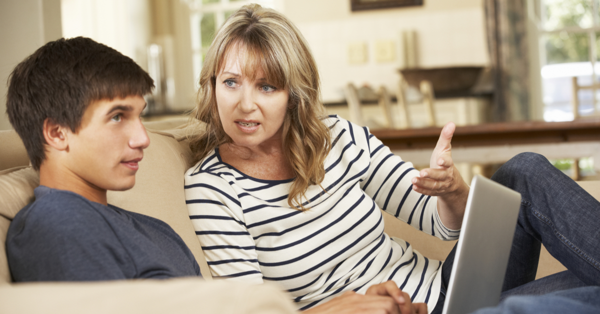 5 Things to Do When Your Teenage Son's Behavior Becomes Out-of-Hand