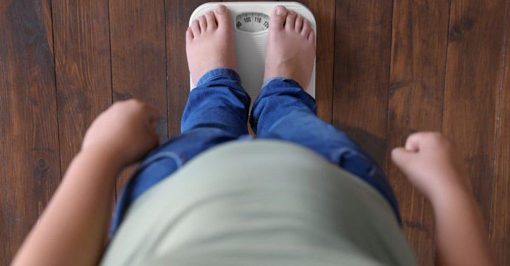 Teenage Obesity in Troubled Teens